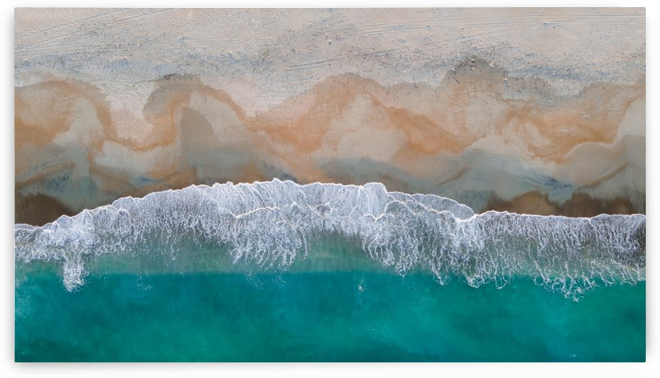 Sand and Sea by Lucas Moore