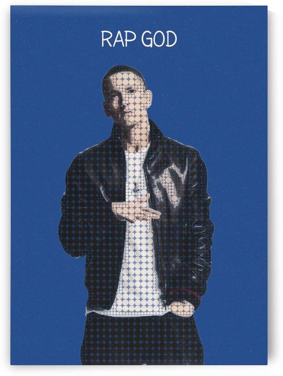 Rap God   Eminem by Gunawan Rb