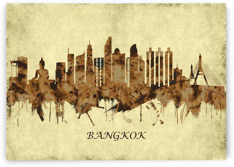 Bangkok Thailand Cityscape by Towseef Dar