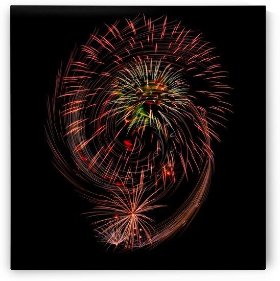 Firework Dream 1 by Nicholas