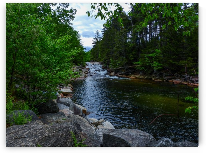 Northern River 2 by Holly Heath