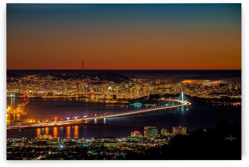 City to City - Berkeley to San Francisco by chris straface