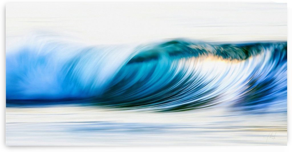 Waves Tube II by George Bloise