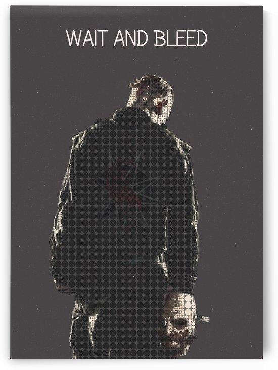 wait and bleed   Slipknot   Corey Taylor by Gunawan Rb