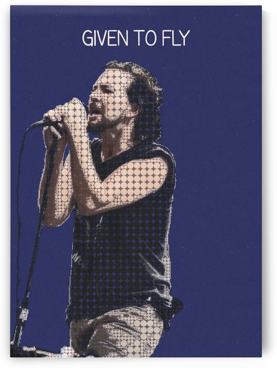 Given to Fly    Pearl Jam   Eddie Vedder by Gunawan Rb