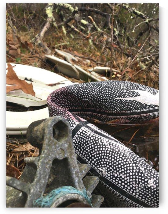 Rubber Porcelain and Metal by Miels El Nucleus