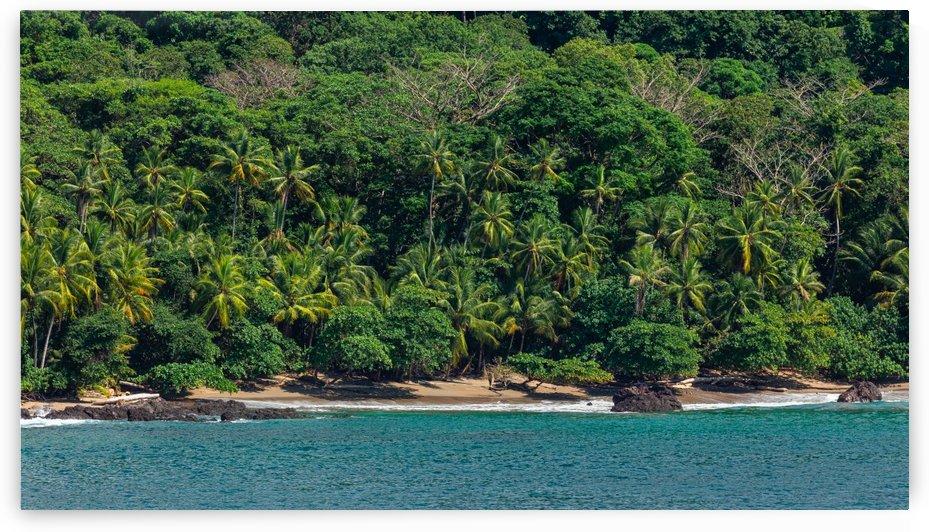 Costa Rica Beach w- more water by Nicholas