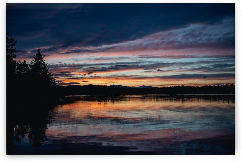 Couleurs sur le lac by StephanieAllard
