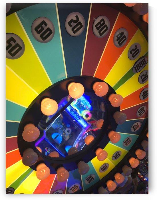 Sea Side Heights Color Wheel by Miels El Nucleus