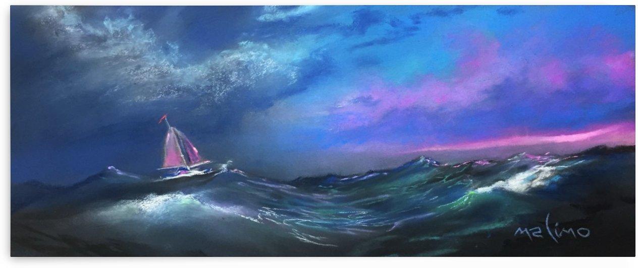 lumpy seas by MALIMO