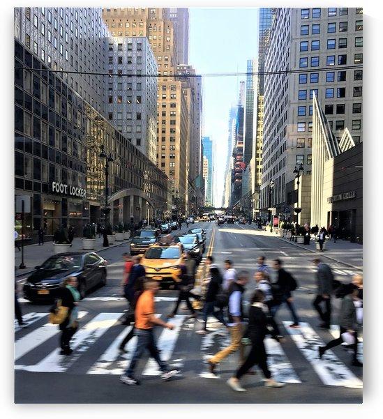 walk new york by MALIMO