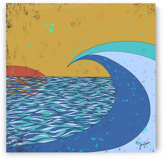 Big Wave by Trish Sierer