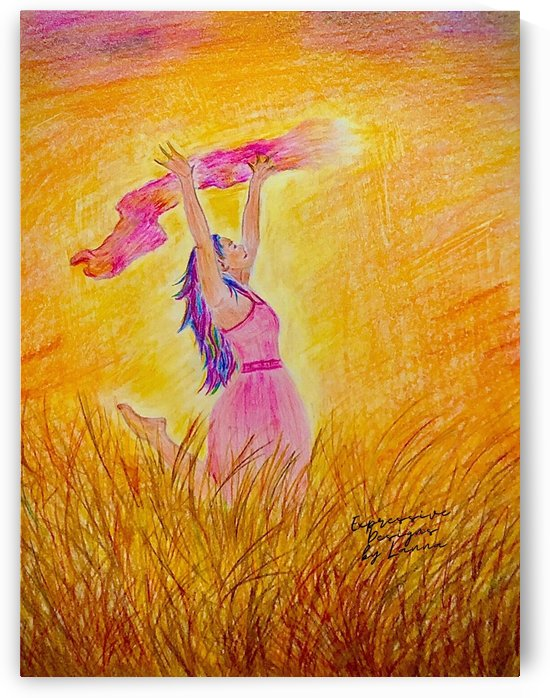 Ray of Sunshine  by Expressive Designs by Lanna