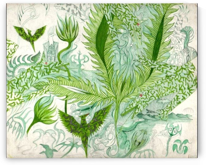 Greenflyte by Christopher Frank Lambert