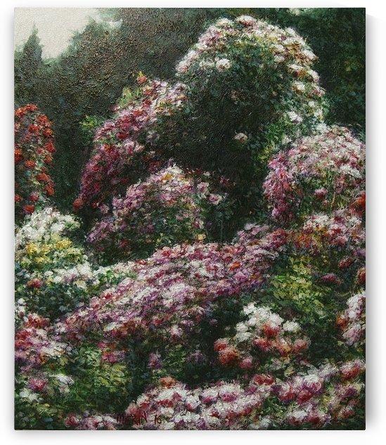 Garden 6 by Artstudio Merin