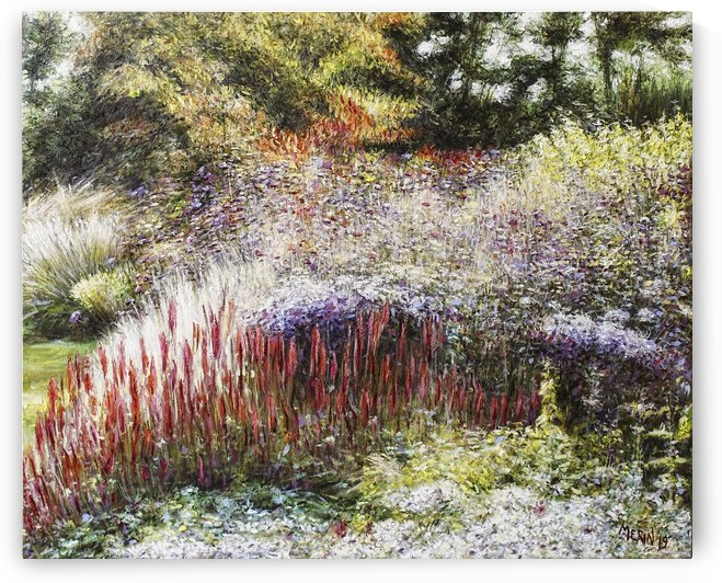 Dream garden 1  by Artstudio Merin