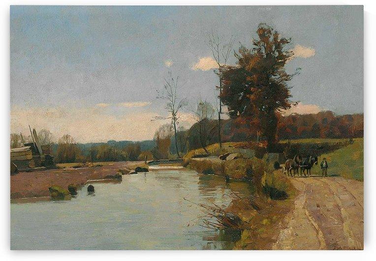 Bad Liebenzell by Bernhard Buttersack