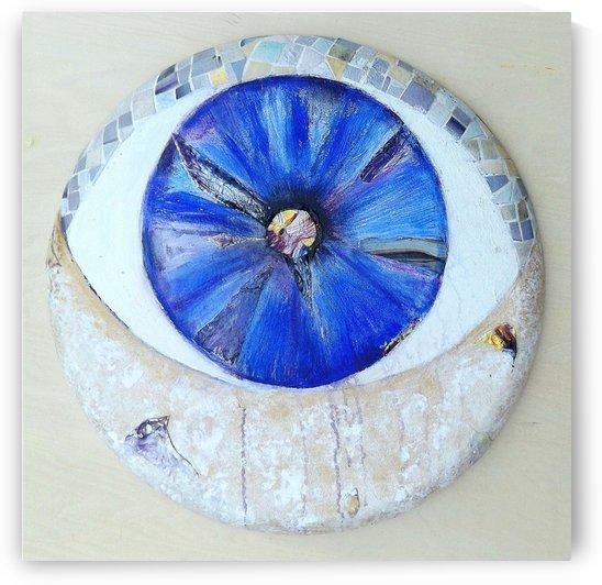 chakra 6 of 7:  Third-eye by iamart rachel and friends