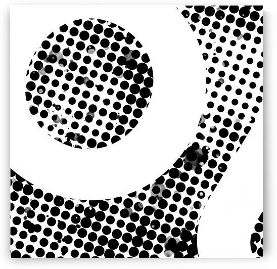 Halftone Abstract 2 by David Pinter