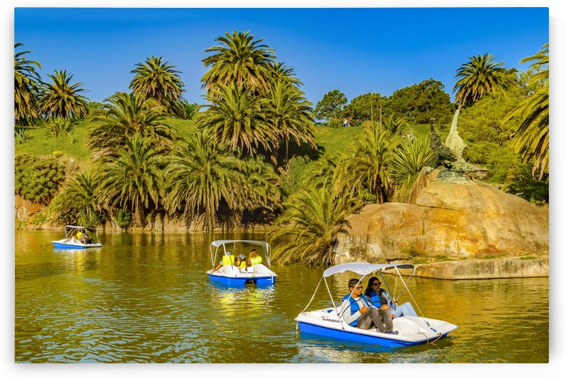Parque Rodo Park Montevideo Uruguay by Daniel Ferreia Leites Ciccarino