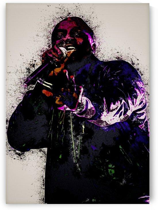 Akon in Art 11 by RANGGA OZI