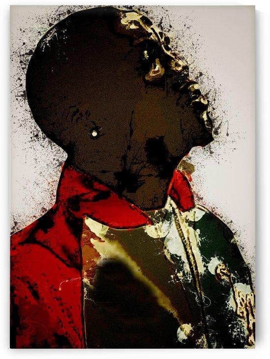 Akon in art 1 by RANGGA OZI