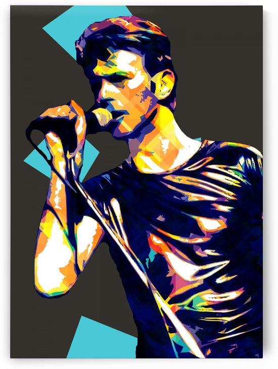 David Bowie POP ART Collection 17 by RANGGA OZI