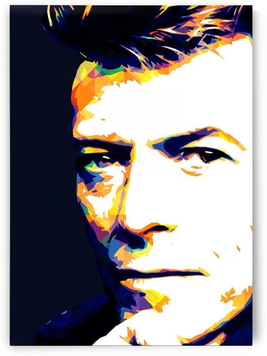 David Bowie POP ART Collection 14 by RANGGA OZI