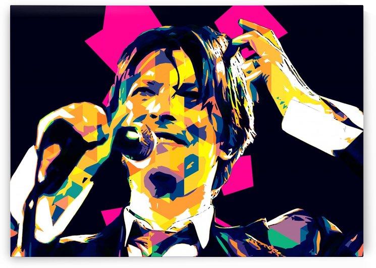 David Bowie POP ART Collection 9 by RANGGA OZI
