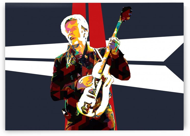 David Bowie POP ART Collection 5 by RANGGA OZI