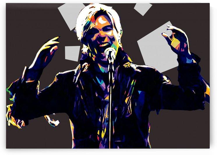 David Bowie POP ART Collection by RANGGA OZI