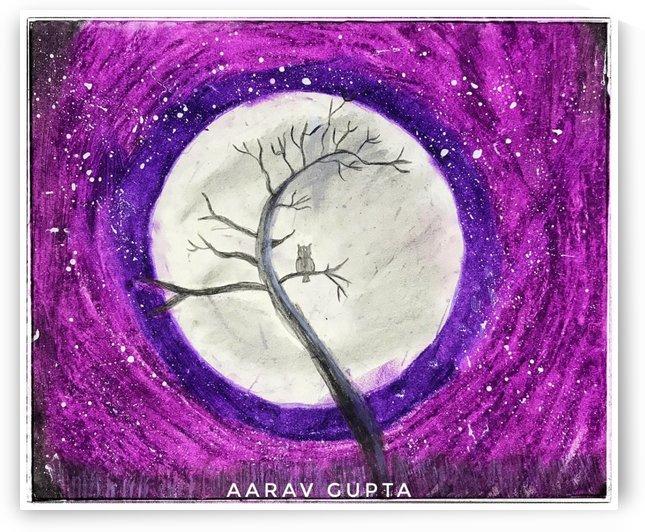 Moon by Aarav Gupta