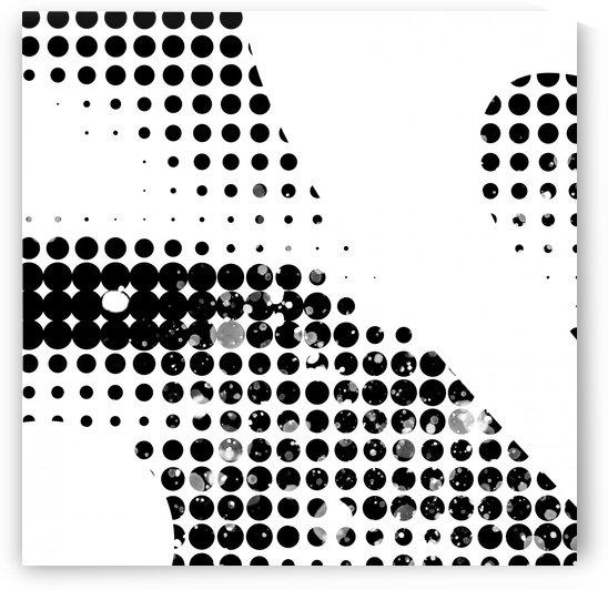 Typography Art 2 by David Pinter