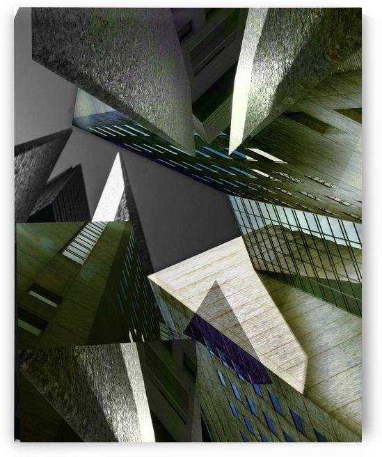 Ode 2 Escher 2 by Marc VanDermeer