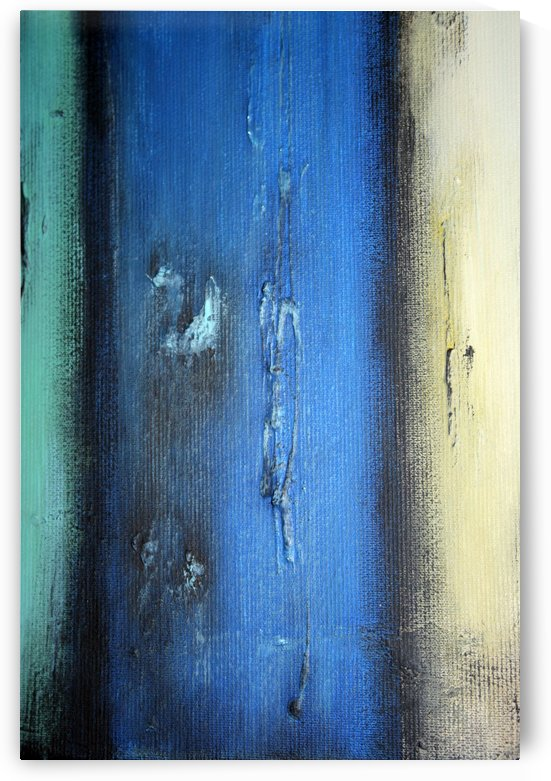 Vintage wooden fence 2 by Iulia Paun ART Gallery