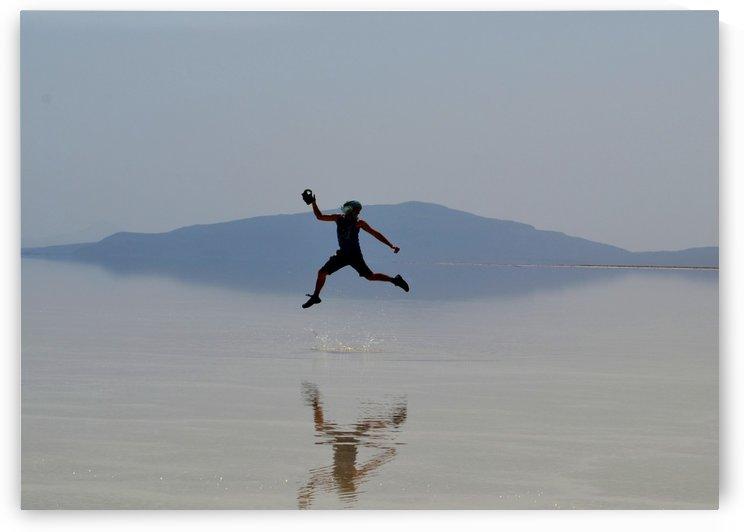 Jumping by Elena Ska