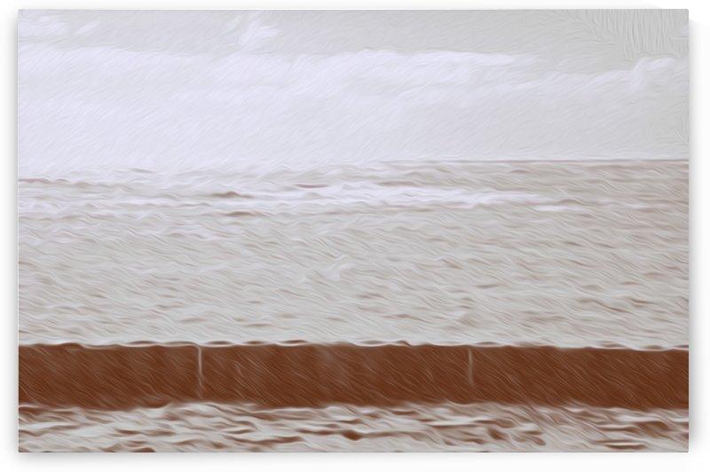 Rough Sea by David Pinter