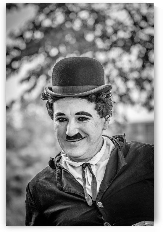 Charlie Chaplin by Artsy Lens Uk