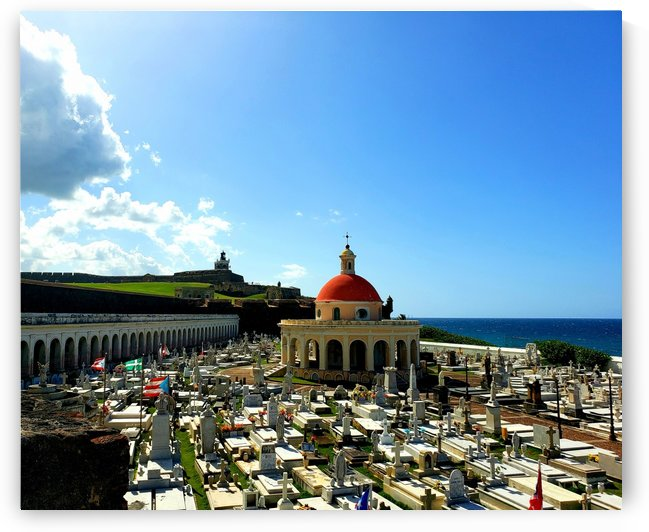El Morro Graves by Izzy