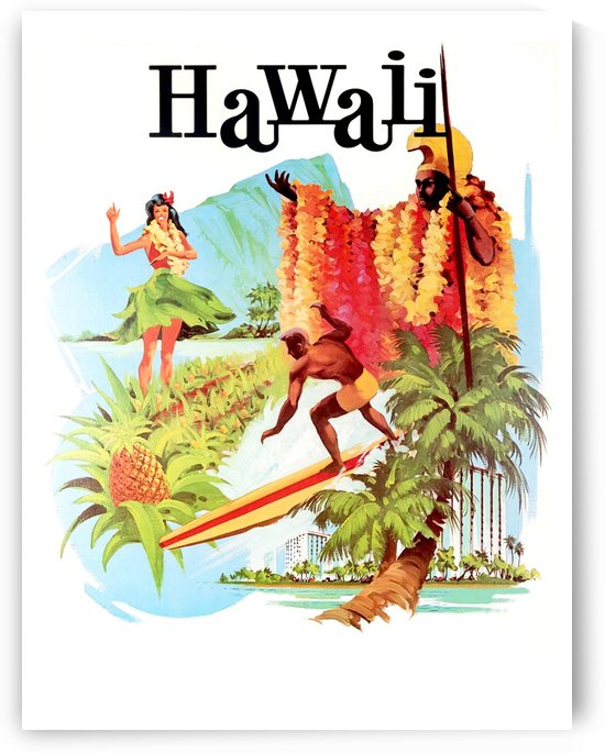 Hawaii by vintagesupreme