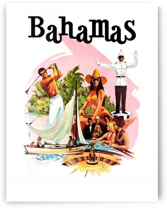 Bahamas by vintagesupreme