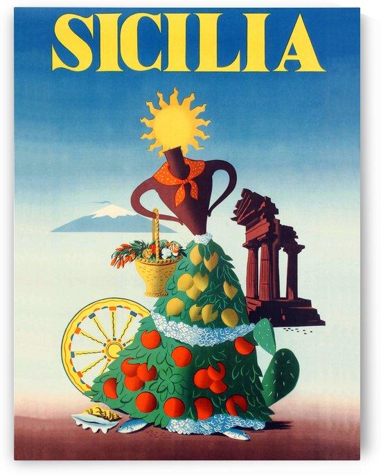Sicily by vintagesupreme