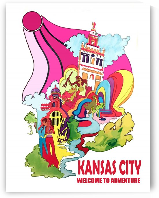 Kansas City Sixties by vintagesupreme