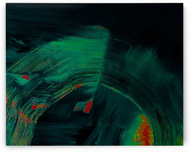 abstract 13 by Pracha Yindee