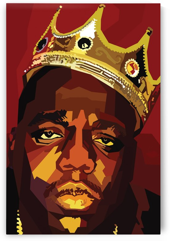 The Notorious B.I.G by Long Art