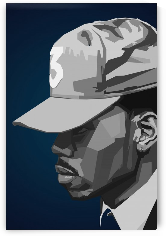 Chance the Rapper by Long Art