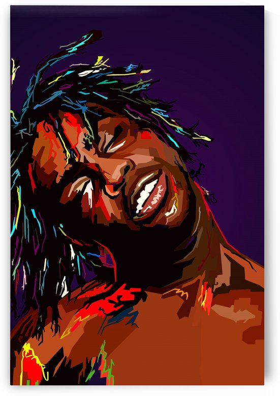 Chief Keef rapper by Long Art