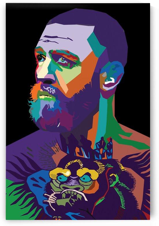 Conor McGregor by Long Art
