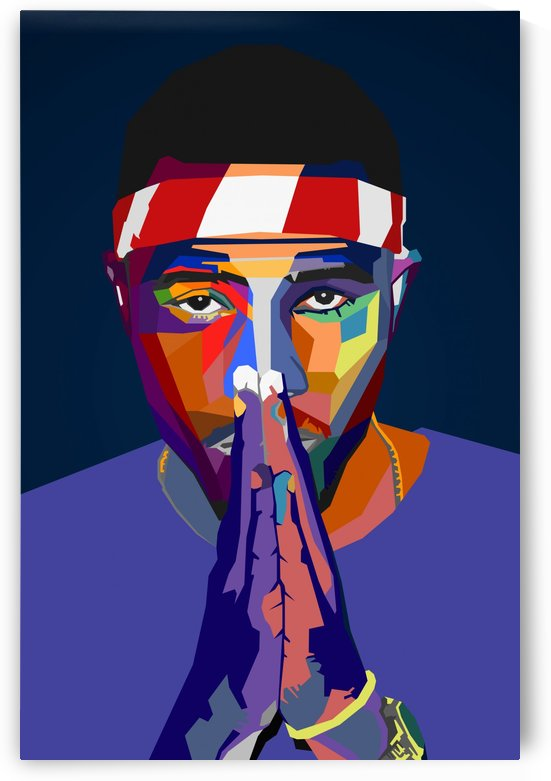 Frank Ocean Wpap Art by Long Art
