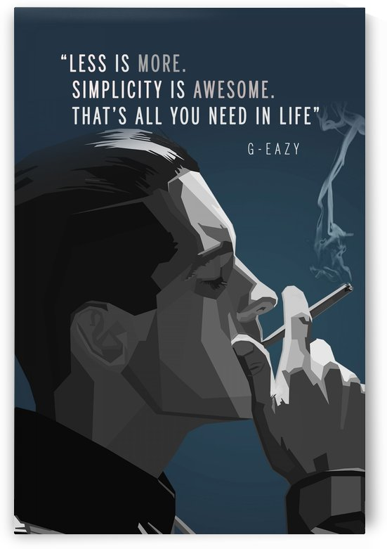 G  Eazy Quotes by Long Art